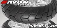 Avon Distanzia Tires