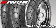 Avon Dual Sport Tires