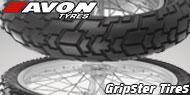 Avon Gripster Tires