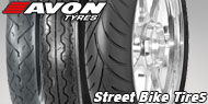 Avon Street Bike Tires
