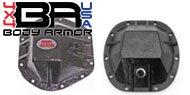 Body Armor Differential Covers