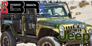 Body Armor Jeep JK