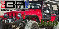 Body Armor Jeep TJ