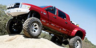 Baja Claw Tires Are the Perfect off Road Truck Tires