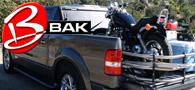 BAK Motorcycle Tonneau Covers