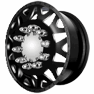 American Force Wheels<br /> BAUS Black