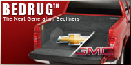 BedRug Chevy GMC Truck Bed Liner
