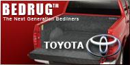 BedRug Toyota Truck Bed Liner