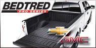 BedTred Chevy GMC Pro Series