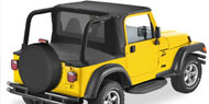 Is It Difficult to Maintain a Bestop Jeep Soft Top Cover?