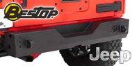 Bestop® HighRock 4x4 Rear Modular Bumper for 2007-2017 Jeep Wrangler 2-Dr/4-Dr