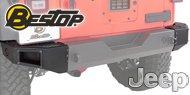 Bestop® HighRock 4x4 Modular End Cap Kit for Rear Modular Bumper #44940