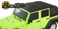 Bestop® Trektop NX Glide <br>for 07-17 Jeep Wrangler Unlimited 4-Door