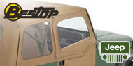 Bestop Jeep 2-Piece & Soft Upper Doors