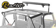 Bestop Factory Style Bow Hardware Kit <br>97-06 Wrangler Unlimited TJ