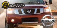 Bestop® EZ Roll™ Nissan Tonneau Covers