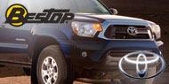 Bestop® EZ Roll™ Toyota Tonneau Covers