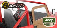 Bestop Jeep Doors <br>and Windows