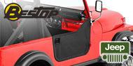 Bestop Jeep Half Doors