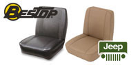 Bestop Jeep Seats