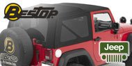 Bestop Replacement Tinted Window Kits