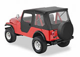 CJ7 Jeep Tops