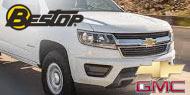 Bestop® ZipRail™ Chevy/GMC Tonneau Covers