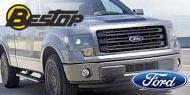 Bestop® ZipRail™ Ford Tonneau Covers