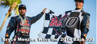 BFGoodrich Tires Dominates the Podium to Manage 30th Overall SCORE Baja 500 Win