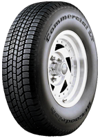 BF Goodrich Commercial T/A AS2 Tires