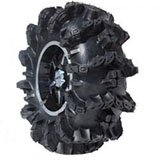 Super Swamper Black Mamba <br> ATV Tires