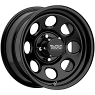 Black Rock Wheels<br/> 997B Type 8 Black