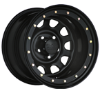 Black Rock Wheels<br/> 952B Street Lock Matte Black
