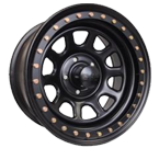 Black Rock Wheels<br/> 953B Street Lock Black