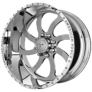 American Force Wheels<br /> BLADE SS8 Polished