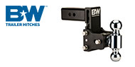 B&W Trailer Hitches<br />  Tow & Stow