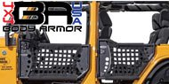 Body Armor Doors for Jeep