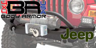 Body Armor Bumpers