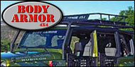 Body Armor Roof Racks