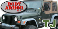 Body Armor - Jeep TJ