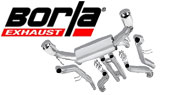 Borla Jeep <br>Performance Exhaust Systems