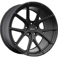 Bravado TRIBUTE Matte Black Wheels