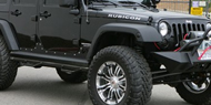 RBP RX-1 Rung Step (2 steps) for 2007-2014 Jeep Wrangler