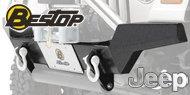 Bestop HighRock 4x4™ <br>High Access Front Bumper <br>1997-06 Wrangler TJ