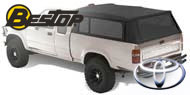 Bestop Supertop <br>for 95-04 Toyota Tacoma with 6' Bed