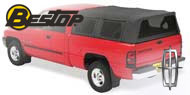 Bestop Supertop <br>for 05-17 Lincoln Mark LT with 5.5' Bed