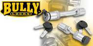 Bully Trailer Hitch Locks