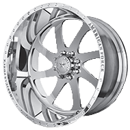 American Force Wheels<br /> BURNOUT SS8 Polished
