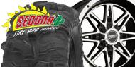 Sedona Buzz Saw XC Badland Machined Kits
