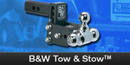 Make Your Life Easier With the B&W Adjustable Trailer Hitches